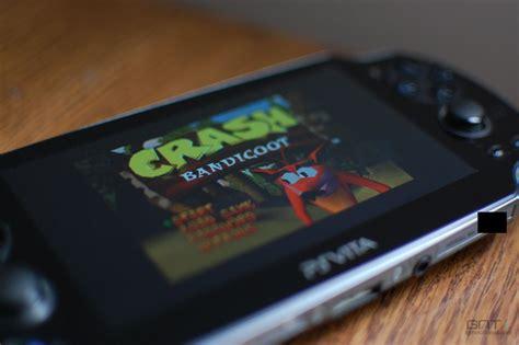 Ps Vita Crash Bandicoot
