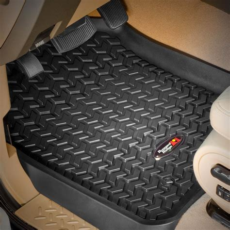 Rugged Ridge All Terrain Truck Floor Liners by Rugged Ridge 174 Nissan Xterra 2005 2015 All Terrain Floor