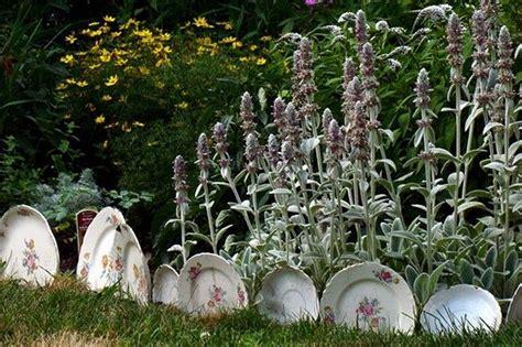 eleven interesting garden bed edging ideas  owner