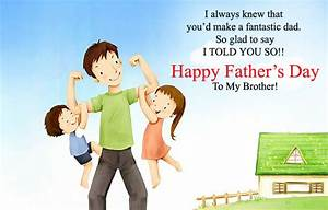 30 Happy Father's Day To My Brother   Wishes Quotes ...