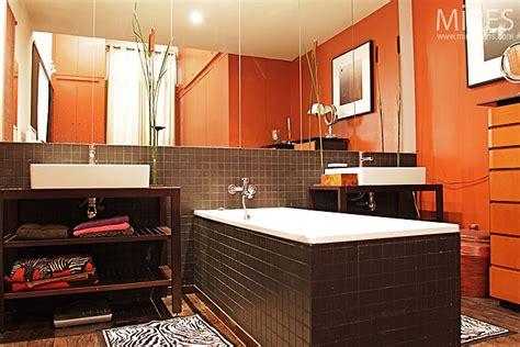 orange de bain  mires paris