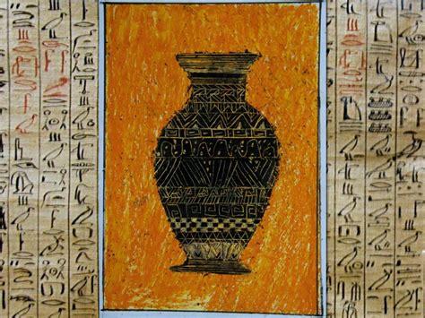 vasi egizi scuola costrini vasi egizi