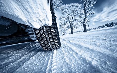 Changing Your Tyres From Winter To Summer