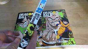 Dragon Ball Z Full Color Graphic Novel Review