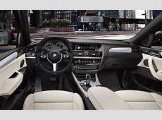 Interior 2018 BMW X4 near Fort Collins CO Co's BMW
