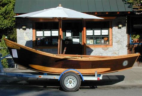 Don Hill Drift Boats For Sale by September 2003 Fish Conservancy