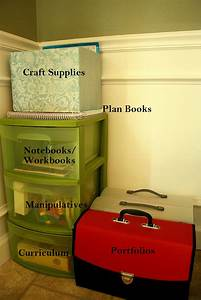 How To Set Up A Homeschool Nook Binkies And Briefcases