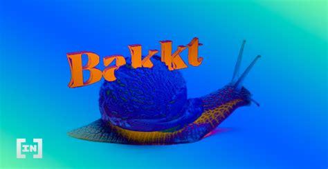 bakkt futures exchange sees notable drop  trading volume