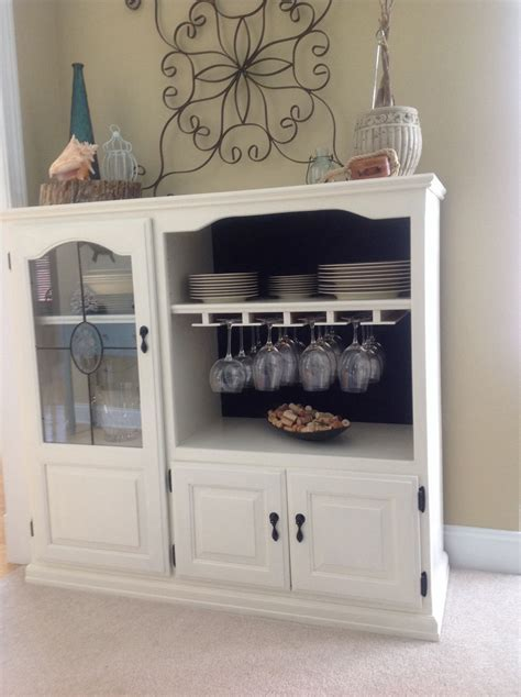 Repurpose an old tv cabinet into something new   Home