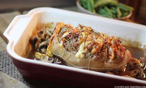 recette de cuisine roti de veau rôti de veau orloff