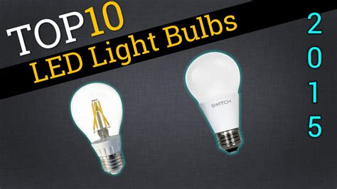 Top 10 Led Lightbulbs 2015  Compare Best Led Bulbs  Youtube