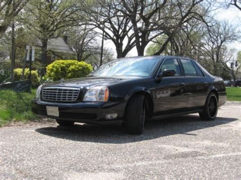 find used 1997 cadillac deville d elegance sedan 4 door 4