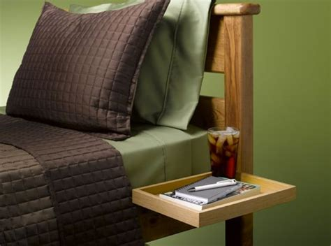 Bedside Organization Caddies & Shelves  Apartment Therapy