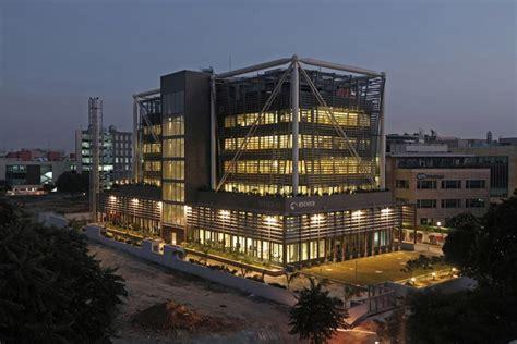 volvo eicher corporate headquarter  gurgaon india  romi