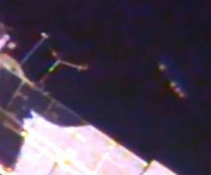 UFO SIGHTINGS DAILY: Four UFOs Seen At NASA Space Station ...