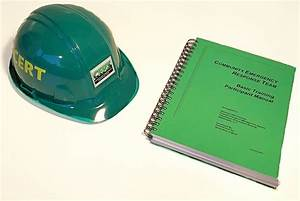 Cert Basic Training Participant Manual And Dlx Hard Hat 6