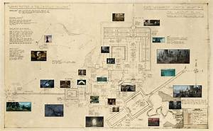 hogwarts blueprints the harry potter lexicon With map of hogwarts castle all floors