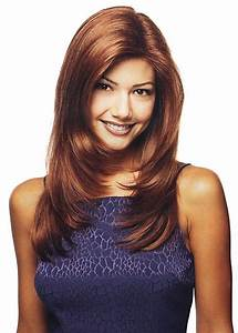 Fashion Trends Long Layered Hair Style