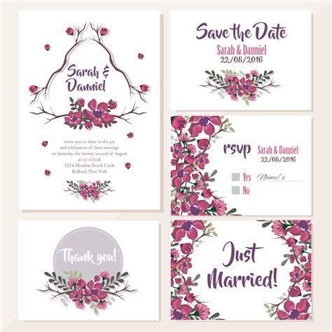 template undangan pernikahan  married guru corel