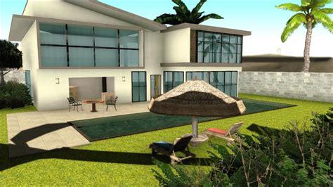 New Cj Modern House