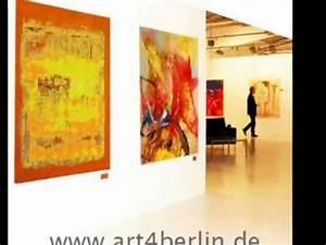 Bilder Abstrakt Modern : bilder kunst modern abstrakt gro formatige leinw nde malerei gem lde g nstig kaufen youtube ~ Sanjose-hotels-ca.com Haus und Dekorationen