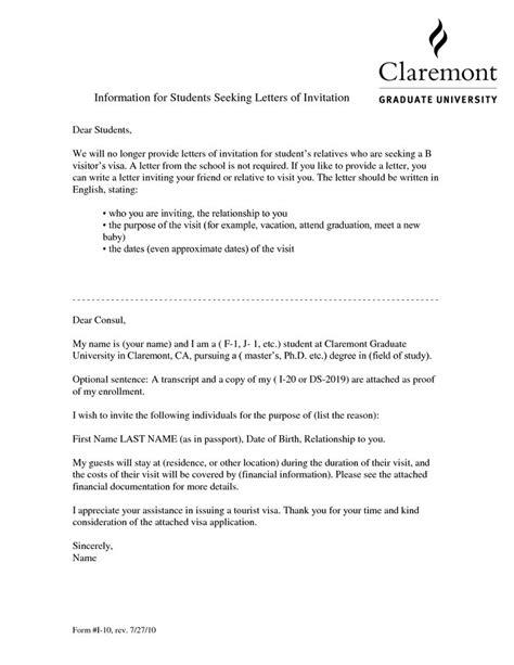 Letter Of Invitation For Visa Sample Nz | visa invitation le