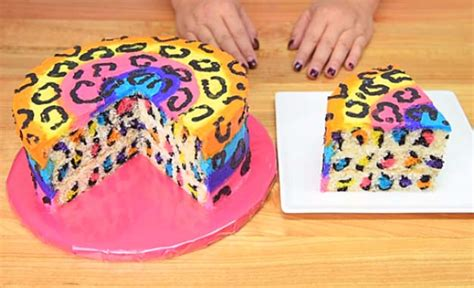 cool cakes to bake 34 fun foods for kids and teens diy projects for teens