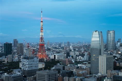 Tokyo Tower - Asia, Japan - Momentary Awe | Travel ...