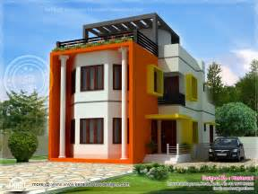 contemporary home plans beautiful modern contemporary villa in 1525 sq home kerala plans