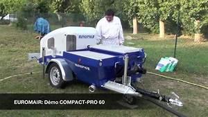 Machine A Projeter Enduit Facade : compact pro 60 machine projeter thermique youtube ~ Dailycaller-alerts.com Idées de Décoration