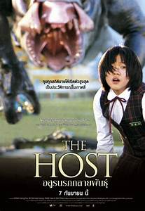 The Host (#2 of 8): Extra Large Movie Poster Image - IMP ...