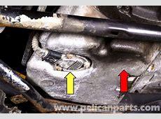 BMW E46 Oil Level Sensor Replacement BMW 325i 20012005