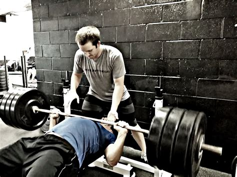 Crossfit And The Bench Press  Crossfit Tidal Wave