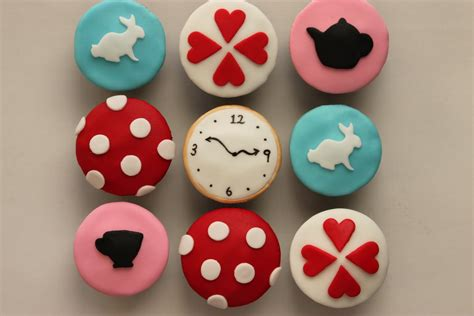 Check spelling or type a new query. Diary of a Ladybird: Alice in Wonderland Cupcakes