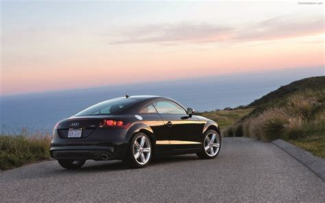 Audi Tt Coupe Wallpapers by Audi Tt Coupe 2012 Widescreen Car Wallpapers 02 Of
