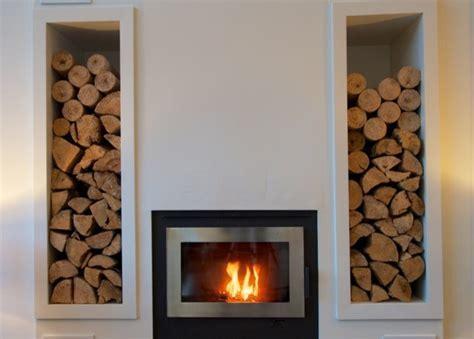 Contemporary log storage ideas