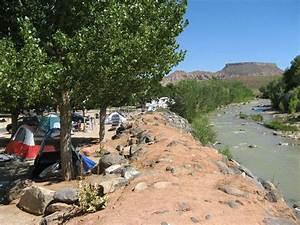 Camping Facilities Near Zion RV Park Zion
