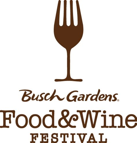 busch gardens food and wine busch gardens introduces food wine festival value ticket