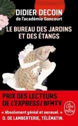 Le Club Du Roman Historique Le Bureau Des Jardins Et Des