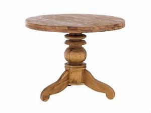 massiv teak tisch rund 100 cm massivholzm bel bei With massiv holz tisch