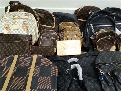 fake louis vuitton bags  mac products snatched  customs officers   orleans news