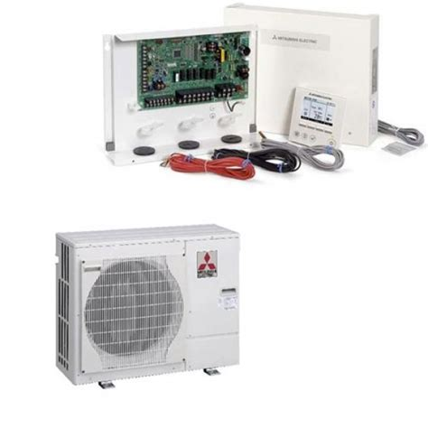 Mitsubishi Electric Systems by Mitsubishi Electric Ecodan Packaged System Pac If051b E