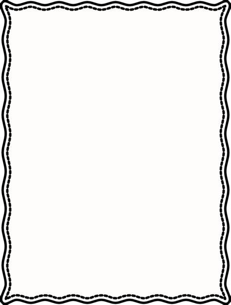 Border Clipart Single Line Border Clipart Cliparts