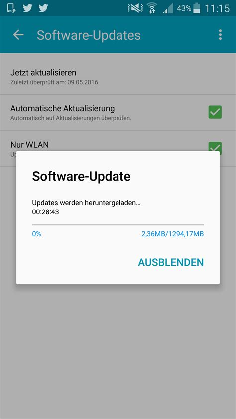software updater for android android news unlocked galaxy note 4 now receiving