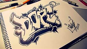 Dope Graffiti by LilWolfieDewey on DeviantArt