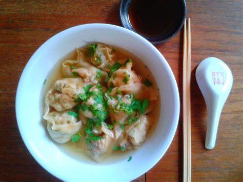 chinois pour la cuisine soupe aux raviolis chinois archives la kitchenette de