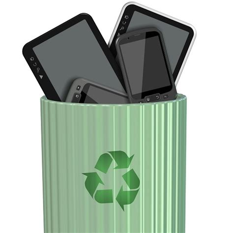 recycle cell phone images