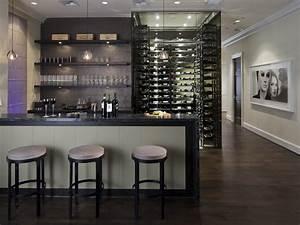 Any Connoisseur39s Dream Modern Wine Cellar Designs