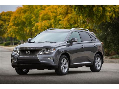 2014 Rx 350 Review by 2014 Lexus Rx 350 Prices Reviews And Pictures U S News