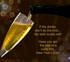 A Great New Years Eve Free ECards